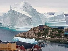 Greenland Ice Sheet Sees One Of Its Greatest Melting Events Ever Recorded