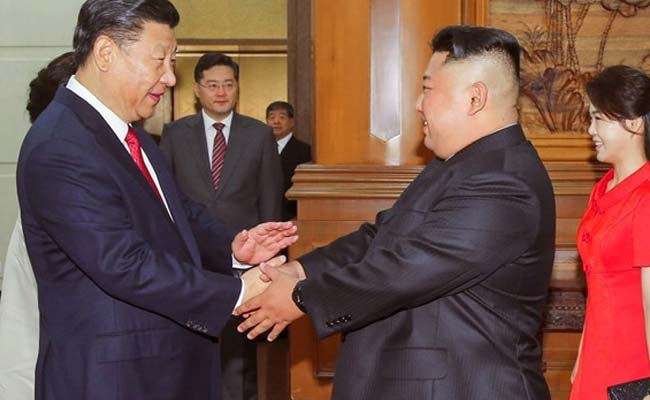 North Korea, China Agree To Boost 'Strategic, Tactical' Cooperation: Report