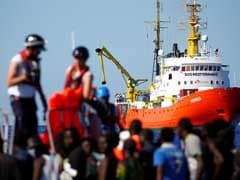 629 Migrants, Stranded In Sea For 9 Days, Arrive In Spain On Boats