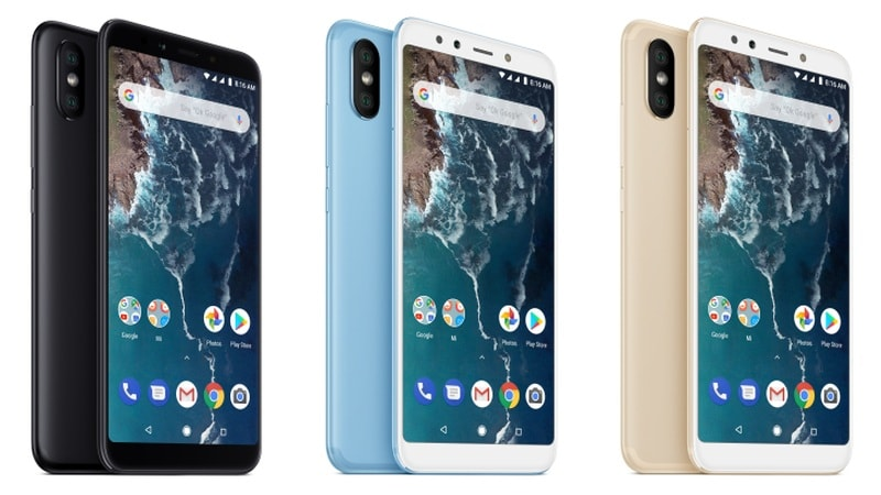 Xiaomi Mi A2 भारत में अमेज़न पर बिकेगा