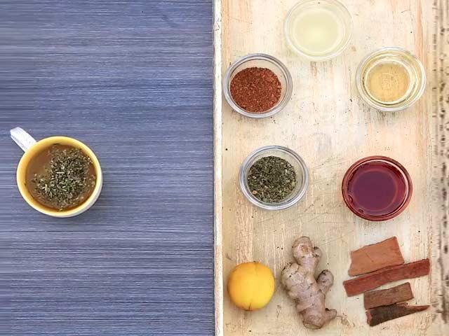 Video : Homemade Remedies For A Headache