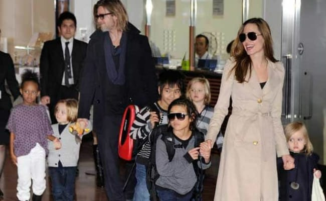 Angelina Jolie Accuses Brad Pitt Of Failing To Pay'Meaningful Child Support