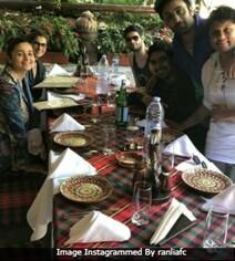 What Lunch On Brahmastra Set Looks Like, With Alia Bhatt, Ranbir Kapoor