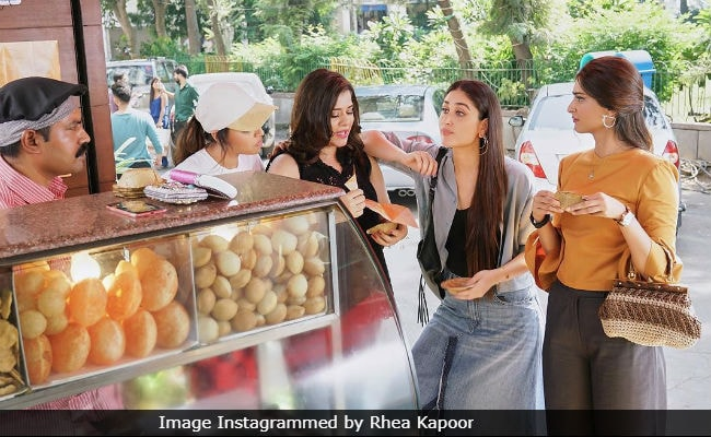 Rhea Kapoor Deconstructs Veere Di Wedding Paani Puri Scene For Us