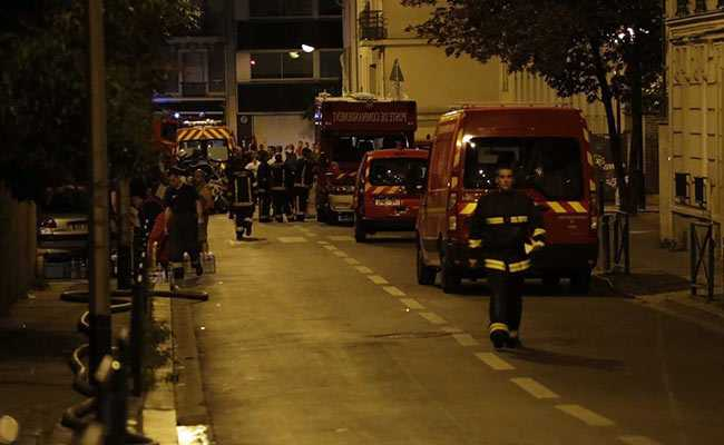 Five Children Fighting For Life After French Blaze: Firefighters