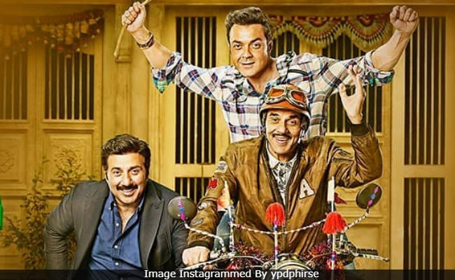 Yamla Pagla Deewana Phir Se Movie Review: A Surfeit Of Deols In Mindless Film