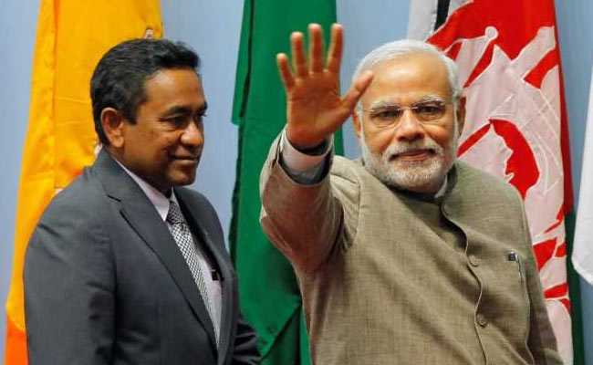 PM Modi Calls For Greater Democracy, Easing Crackdown In Maldives: Report