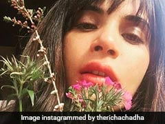 On World Environment Day, Richa Chadha Does Her Part With Her Own Garden