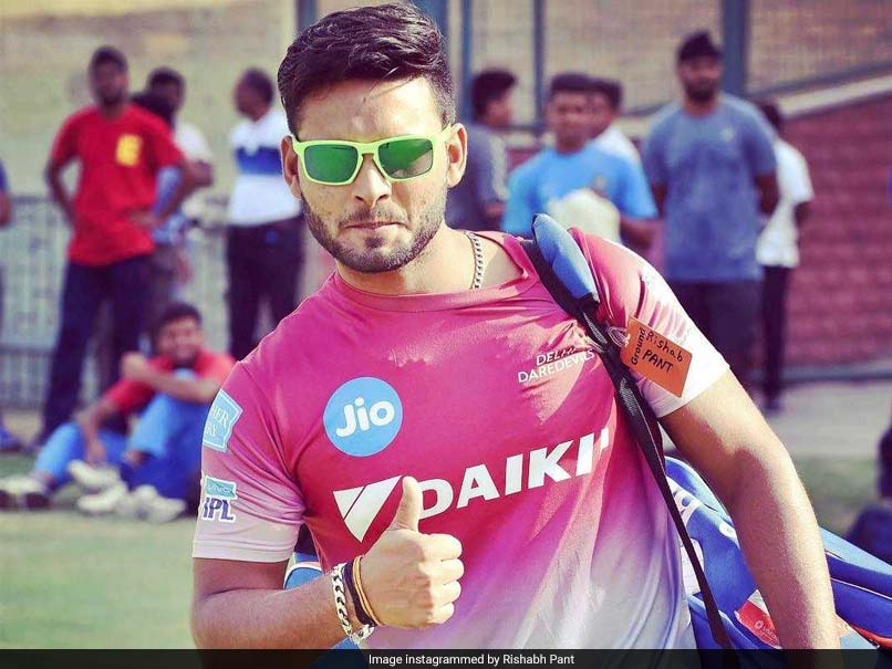 Rishabh Pant Accepts Fitness Challenge With A Unique Workout
