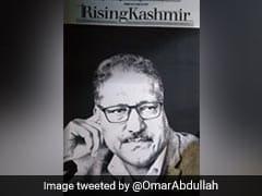Shujaat Bukhari's <i>Rising Kashmir</i> Pays Moving Tribute In Edition