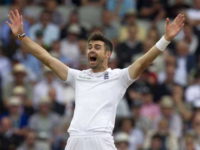 James Anderson Regains Top ICC Test Bowler Ranking