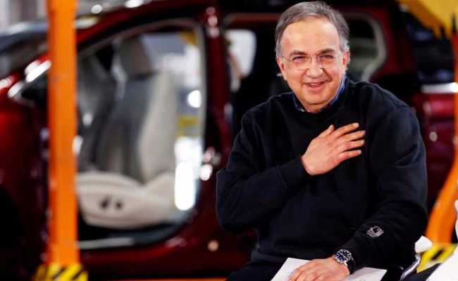 Fiat Chrysler Picks New CEO As Sergio Marchionne's Health Worsens