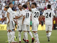 Marco Asensio Scores Twice As Real Madrid Beat Juventus 3-1