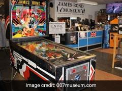 007 Elements: James Bond Museum Opens On Austrian Alps
