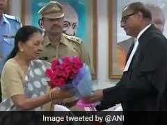 Anandiben Patel Takes Oath As Governor Of Chhattisgarh