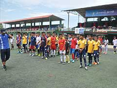 Minerva Punjab Break New Footballing Ground In the North-East