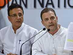 BJP Claims Rahul Gandhi Wanted Ceremonial See Off For Mansarovar <i>Yatra</i>