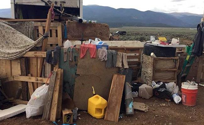 Child's Remains Found In New Mexico Compound Where 11 Children Were Found