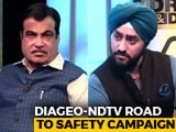 Video: NDTV-Diageo Road To Safety Season 4 Finale