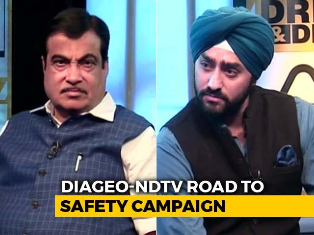 Video : NDTV-Diageo Road To Safety Season 4 Finale