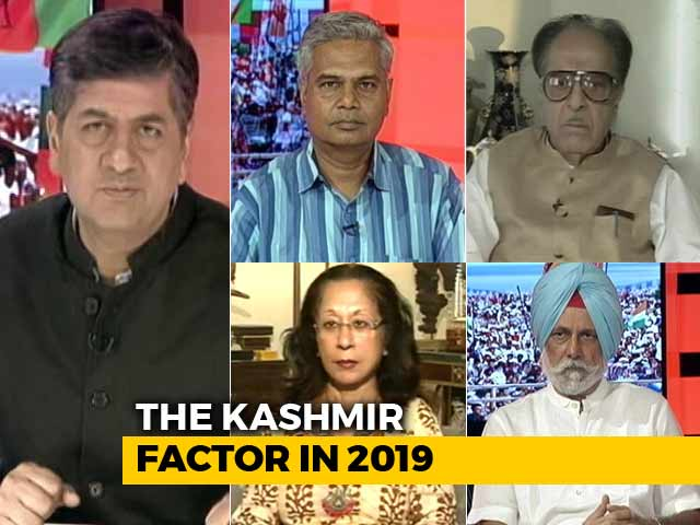 Video : BJP Ends Alliance With PDP With Eye On 2019 Polls?