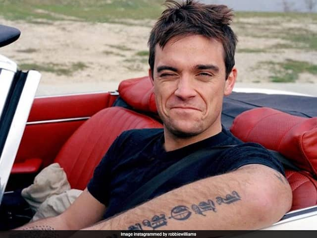 FIFA World Cup: Robbie Williams To Perform At Opening Ceremony