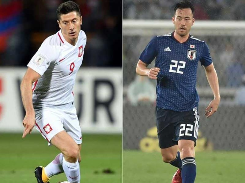 World Cup 2018, Japan vs Poland: When And Where To Watch, Live Coverage On TV, Live Streaming Online