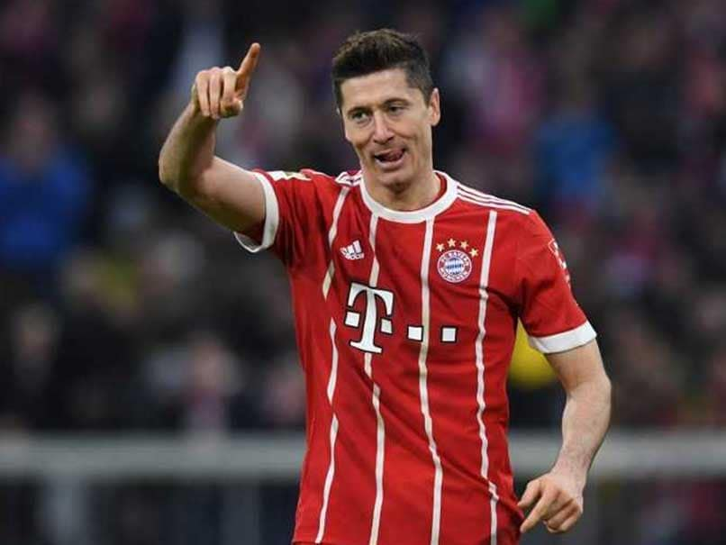 Robert Lewandowski Wants To Leave Bayern Munich: Agent