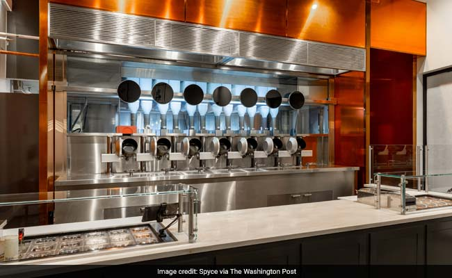 The Boston Restaurant Where Robots Have Replaced Chefs