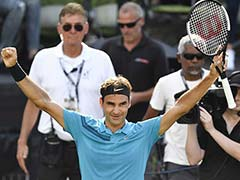 Roger Federer Into Stuttgart Final, Regains World Number One Ranking