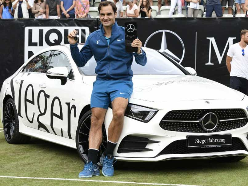 Stuttgart Open: Roger Federer Wins 98th ATP Title Ahead Of Return to No 1