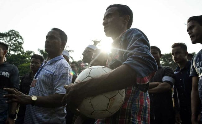 In FIFA World Cup's Shadow, Rohingya Muslims Find Freedom On Pitch