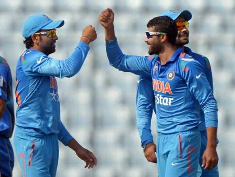 Rohit Sharma Once Felt Like Punching Ravindra Jadeja. Heres Why