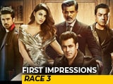 Video : First Impressions Of Salman Khan's <i>Race 3</i>