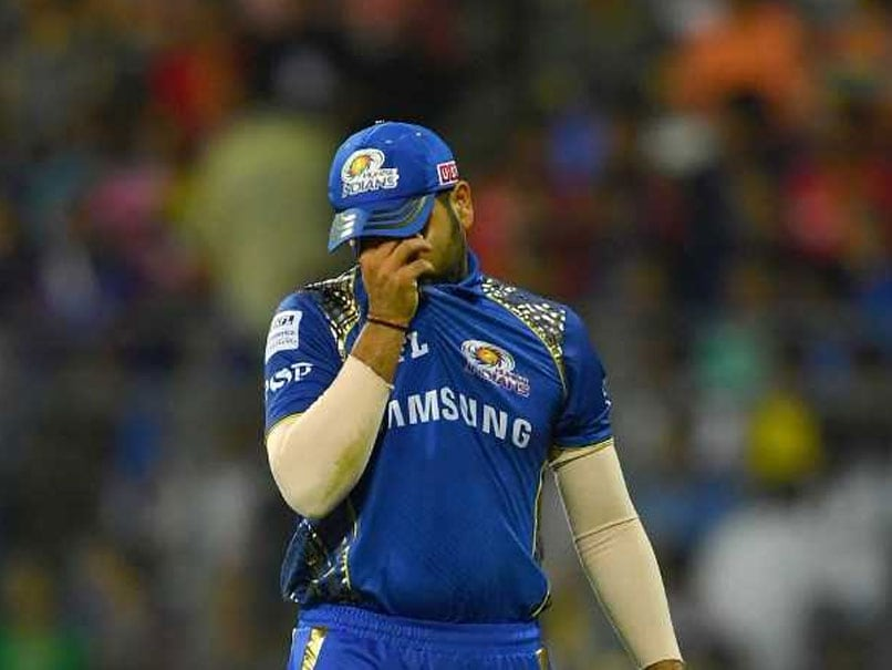 IPL: Rohit Sharma Posts Message On Twitter After Mumbai Indians