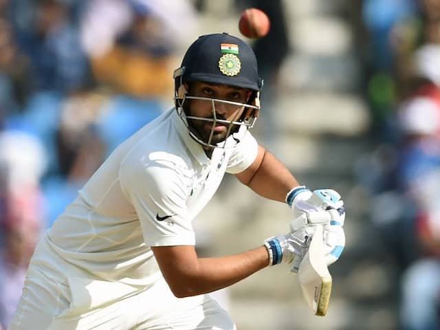Not Fretting Over Test Career, Just Looking To Enjoy The Game, Says Rohit Sharma