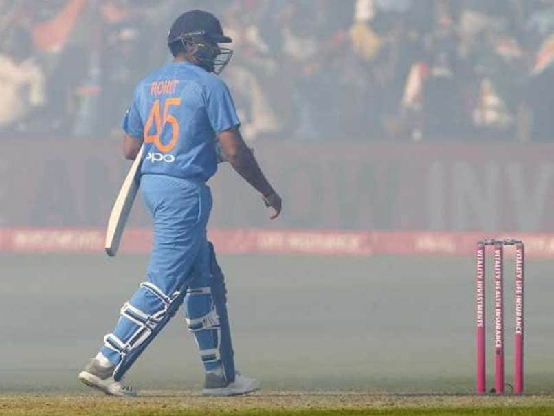 Rohit Sharma Breaks Several Records During Third T20I Against England