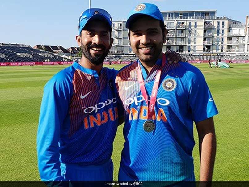 India vs England: I Like My Nickname Hitman A Lot, Says Rohit Sharma