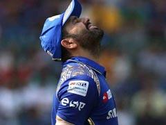 IPL 2018: निराशा के साथ खत्म हुआ मुंबई इंडियंस का अभियान, कप्तान रोहित शर्मा ने बनाया यह 'अनचाहा' रिकॉर्ड
