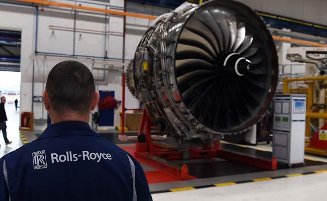 British Engine Maker Rolls-Royce Cutting 4,600 Jobs