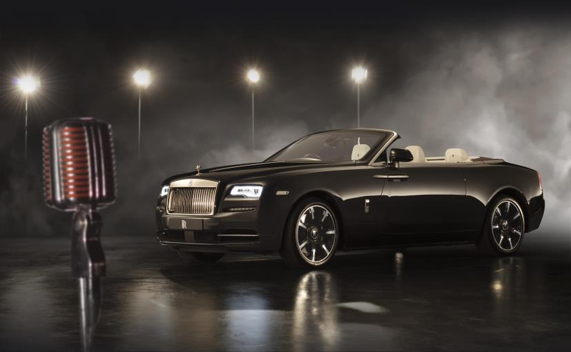 Rolls-Royce Dawn 'Inspired by Music' follows in the footsteps of the Wraith 'Inspired by Music'
