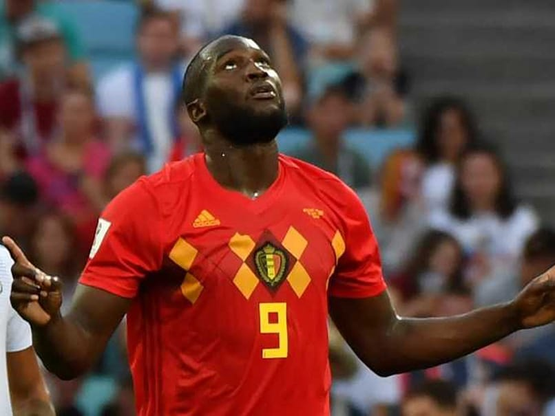 Lukaku misses training ahead of England clash