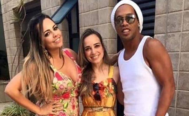 फुटबॉलर रोनाल्डिन्हो एक साथ करेंगे दो महिलाओं से विवाह, हो सकता है यह नुकसान