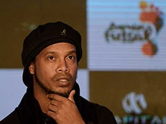 "Ronaldinho Calls Reports About Marriage ""The Biggest Lie"""