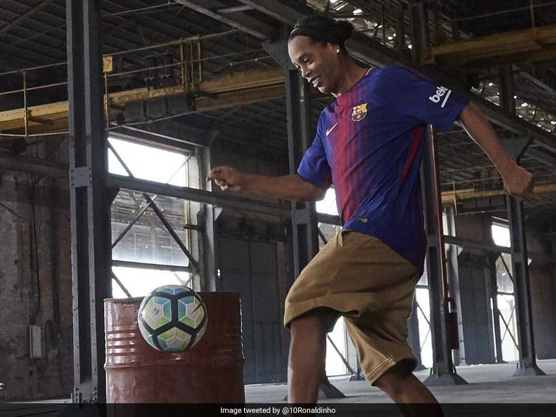 Brazilian Football Star Ronaldinho To Marry 2 Women At The Same Time