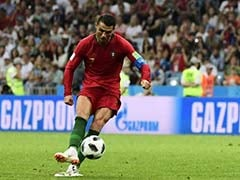 World Cup 2018, Portugal vs Morocco Live Football Score: Cristiano Ronaldo