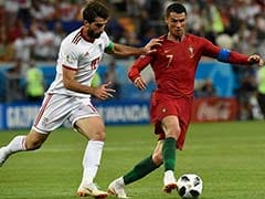 World Cup 2018: Portugal Draw 1-1 With Iran, Uruguay Await In Last 16
