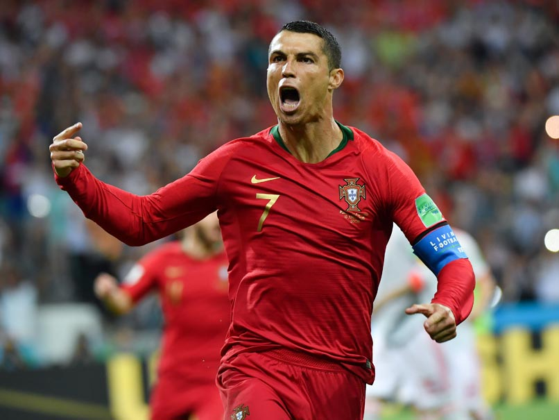 b82dd06d8 World Cup 2018  Cristiano Ronaldo Hits Hat-Trick As Portugal Deny Spain In World  Cup Classic