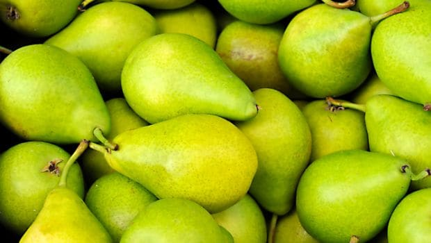 5 Amazing Health Benefits  Of Pears