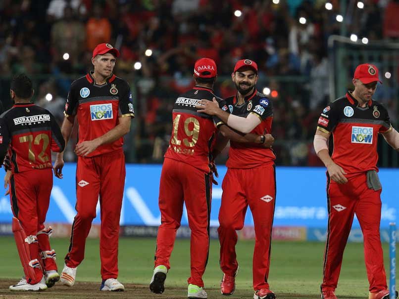 IPL 2018: RCB Keep Their Playoff Hopes Alive By Winning A Cliffhanger